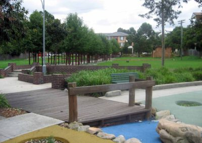 parks sydney design