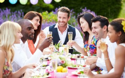 How to create the ultimate outdoor entertaining area
